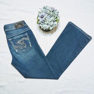 Silver Jeans Suki Boot Cut Jeans